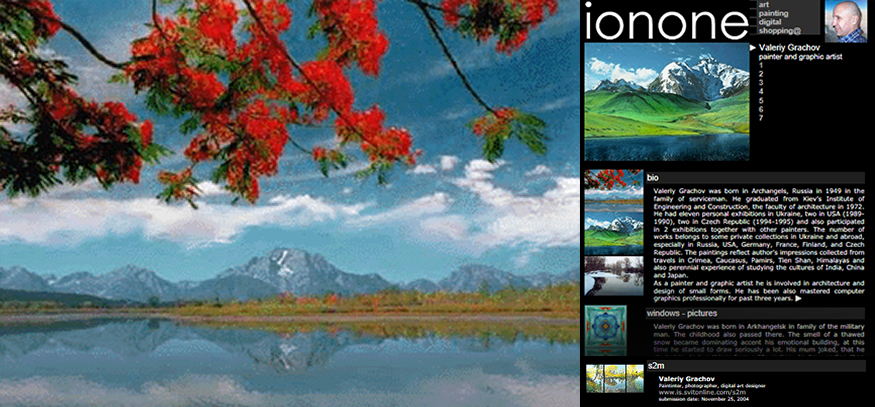 ionone world art