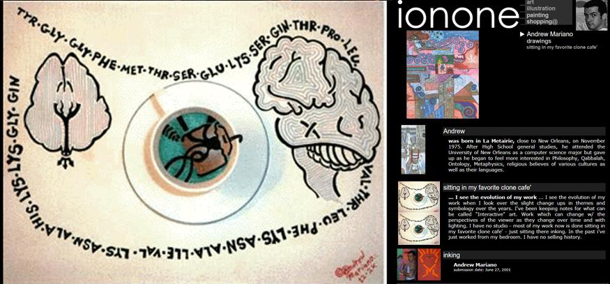 Ionone World Art
