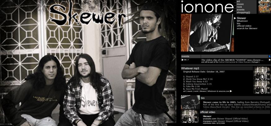 ionone world | music